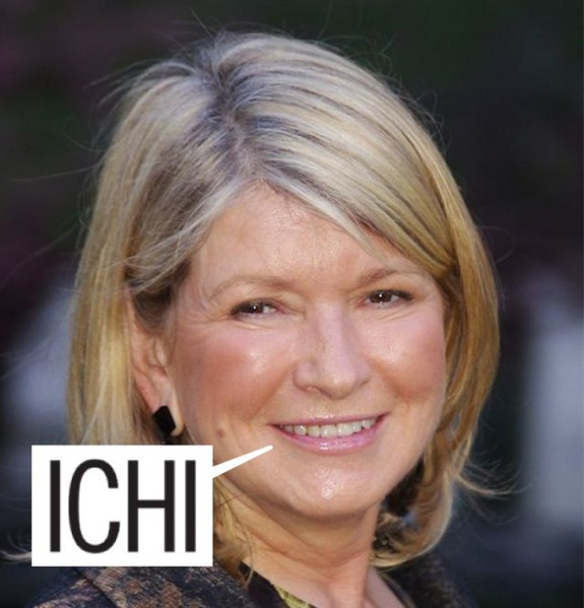 Bernalwood — Star Sighting: Martha Stewart Dined at Ichi Sushi Last Night