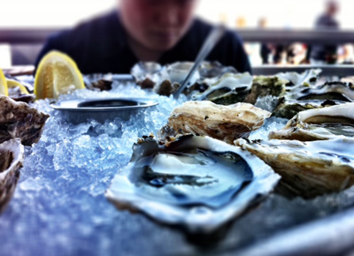 PureWow — Oysters