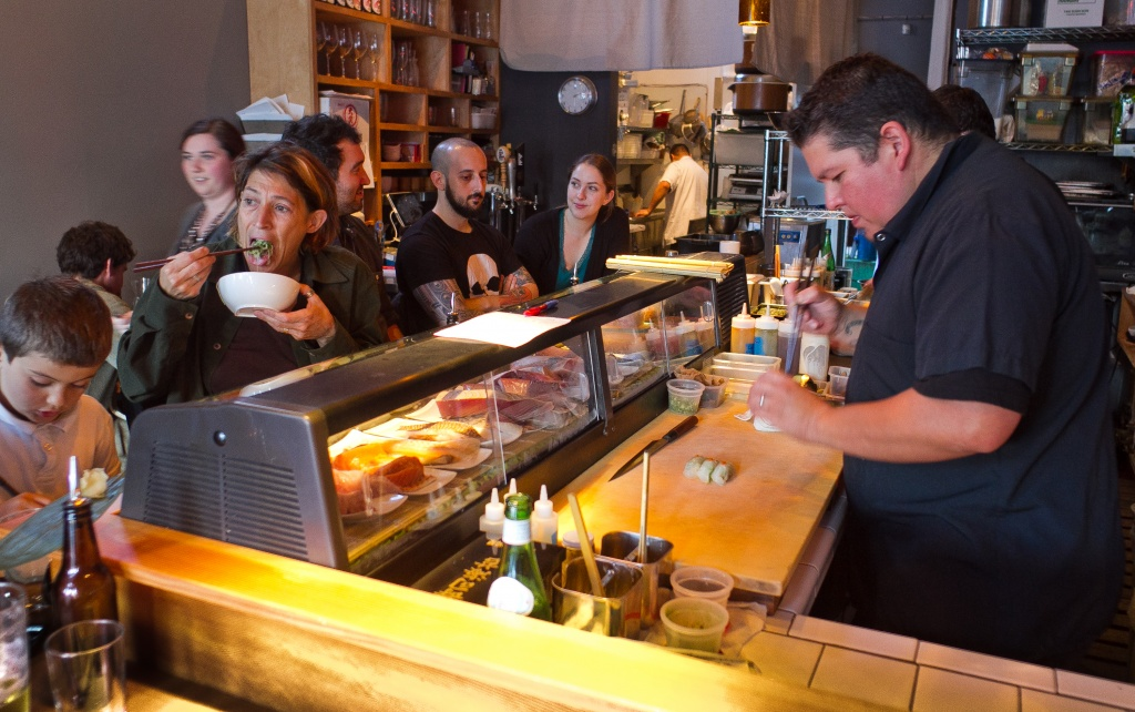 San Francisco Chronicle — ICHI's Erin Archuleta on why they're opening an oyster bar