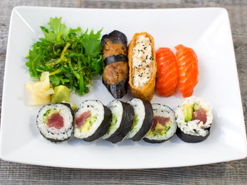 Eater SF —   Ichi Sushi + Ni Bar Delivering Sushi This Week, ViaSprig