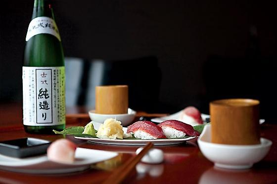 7x7—Eat + Drink 2015 Award Winners – Best Sushi: ICHI Sushi + NI Bar