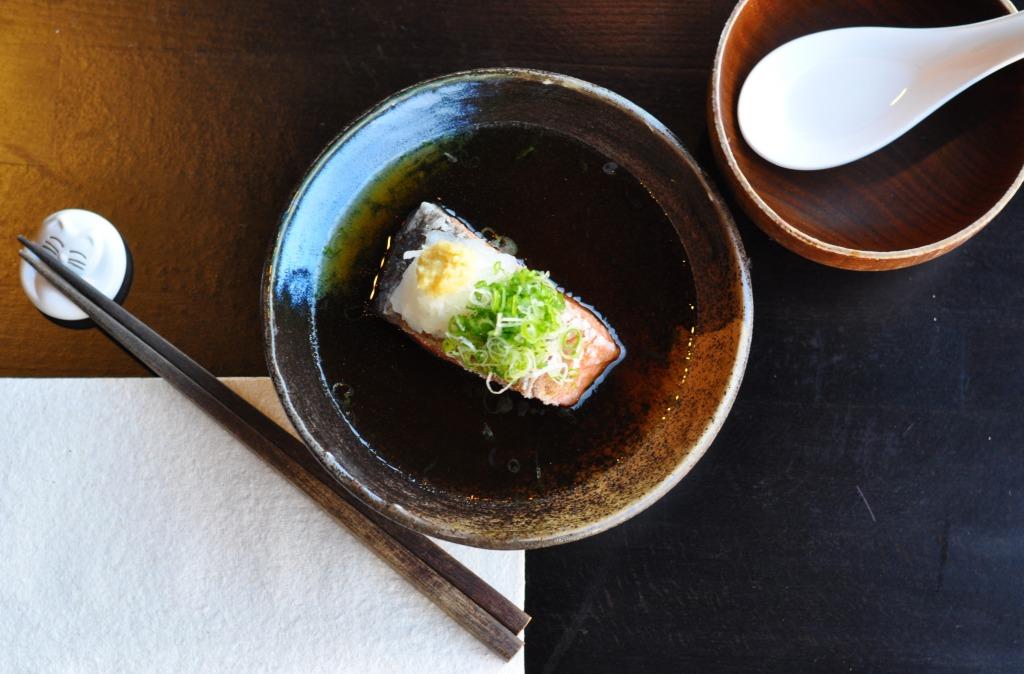 Make It Like a Chef—When Simple is Beautiful: ICHI Sushi's Umi Mase Iridashi