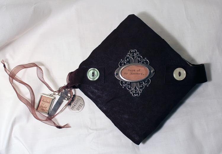 Turkish Map Fold Book