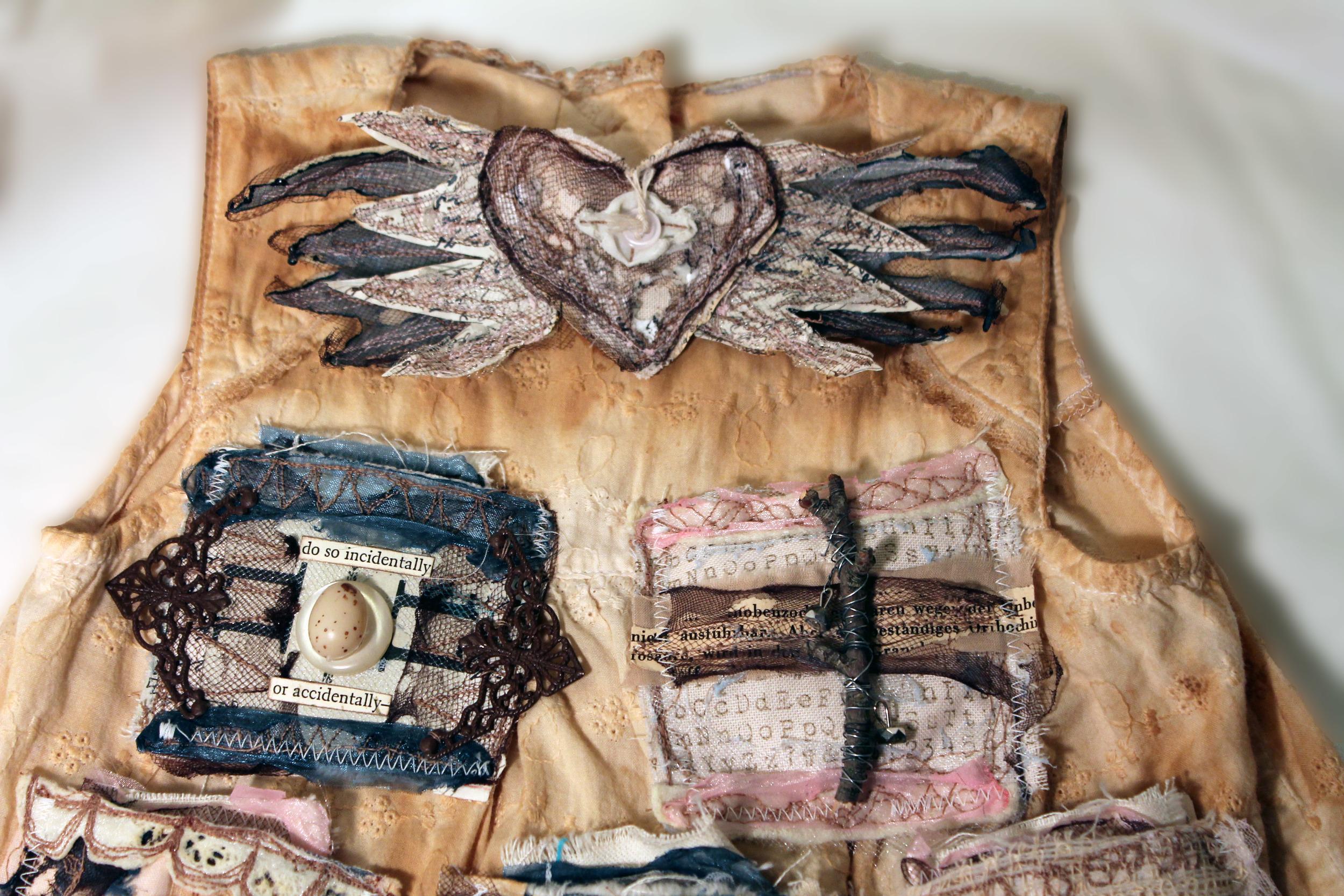 Even Children {Have Secrets}: Close-up of heart
