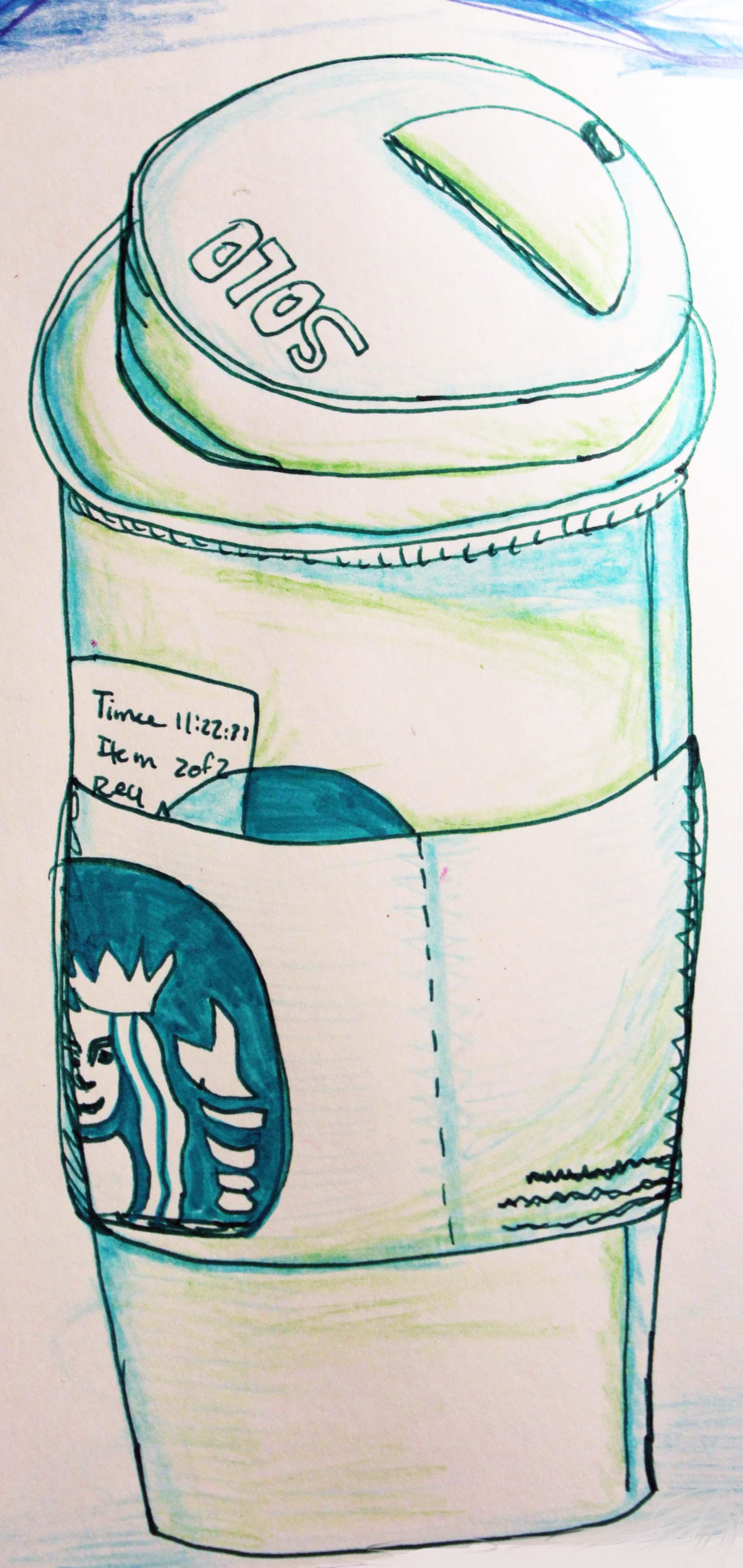 Coffee Illustration #1
