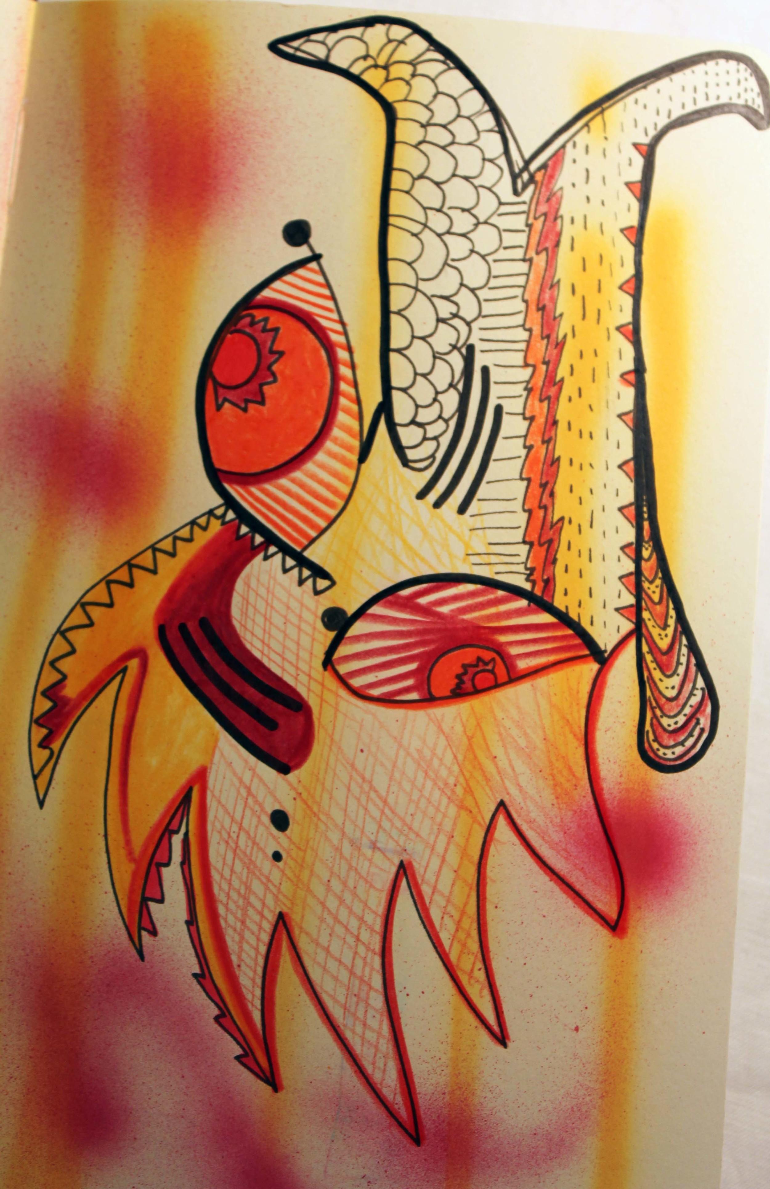Picasso Animal