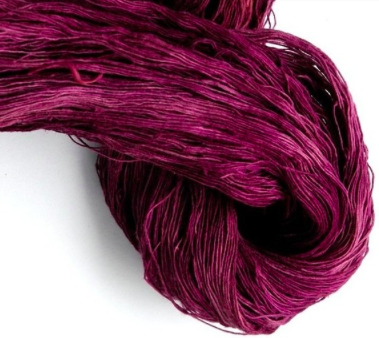 Modern tyrian dyed textile