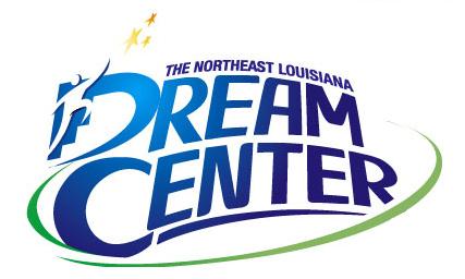 NE Louisiana Dream Center Logo    The Dream Center is a vibrant community hub for renewed hope, education and growth in the NE Louisiana area, and the logo reflects this grand vision.  Client:  Northeast Louisiana Dream Center  Medium: Digital (Vector Art, Adobe Illustrator)