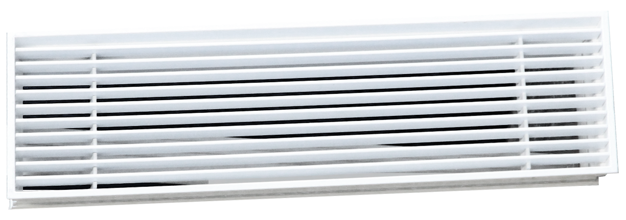 Flangeless Linear Bar Grille — VenTech Grilles | Diffusers