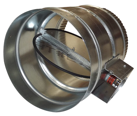 ZoneMaster™ 6 Fully Adjustable Motorized Airflow Control