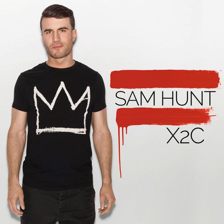 Sam Hunt, X2C