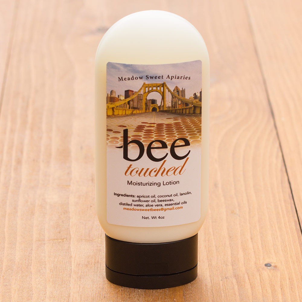 Let your hands bee soft and lovely with our bee touched moisturizing lotion.