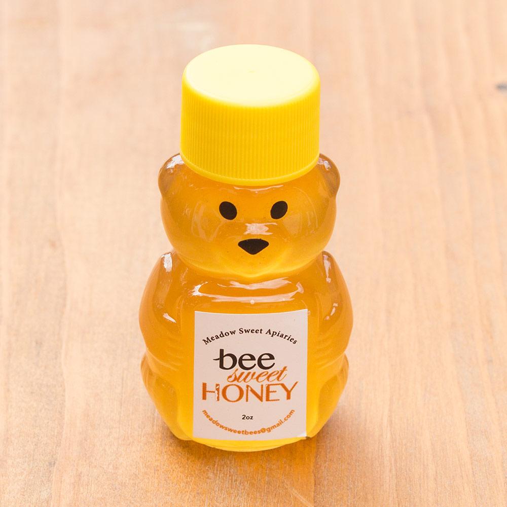 2 oz honey bears make great gifts!
