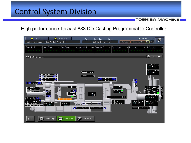 Toshiba Programmable Controller