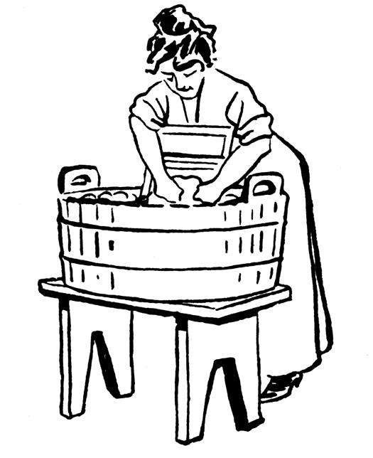 laundress