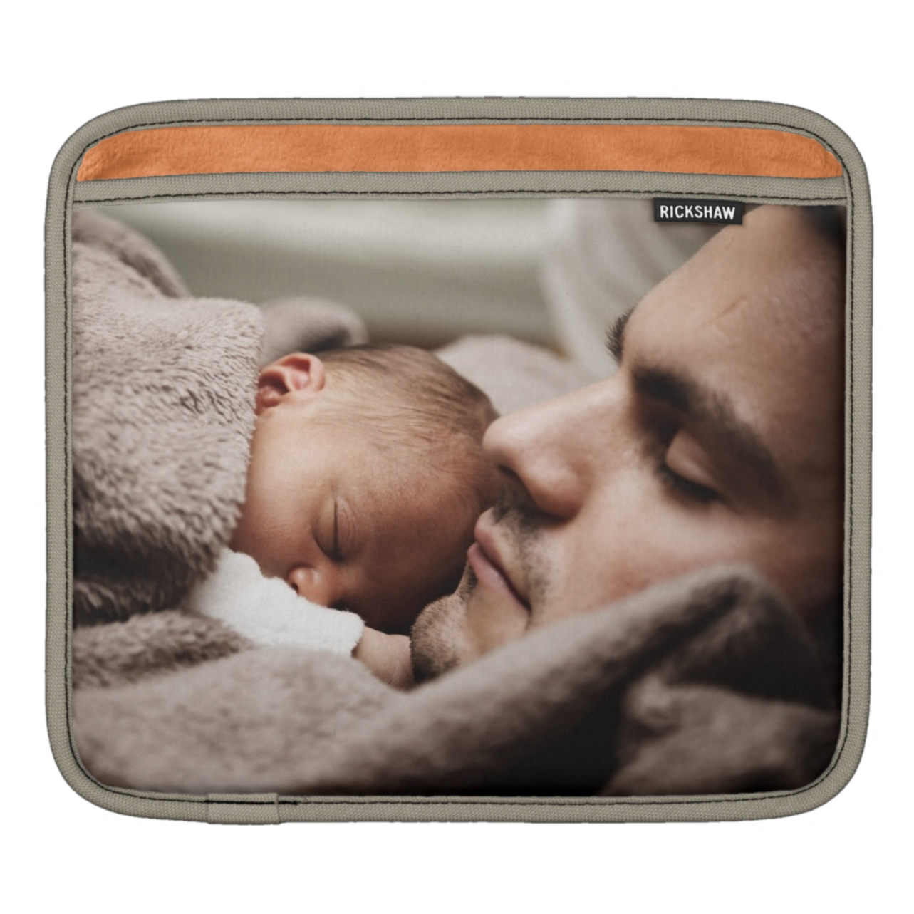 Photo iPad Sleeve — customize with your images