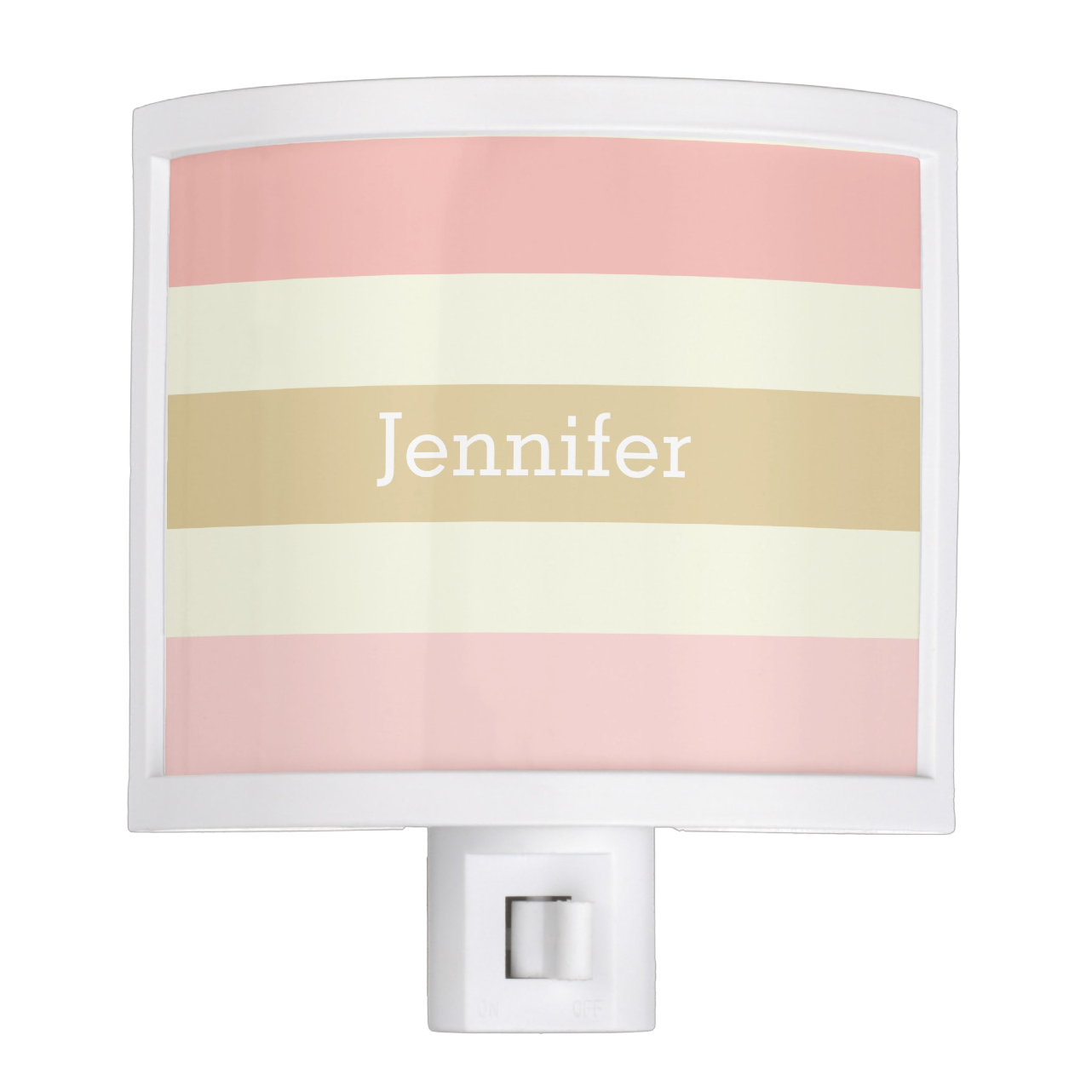Personalized night light   great for little ones