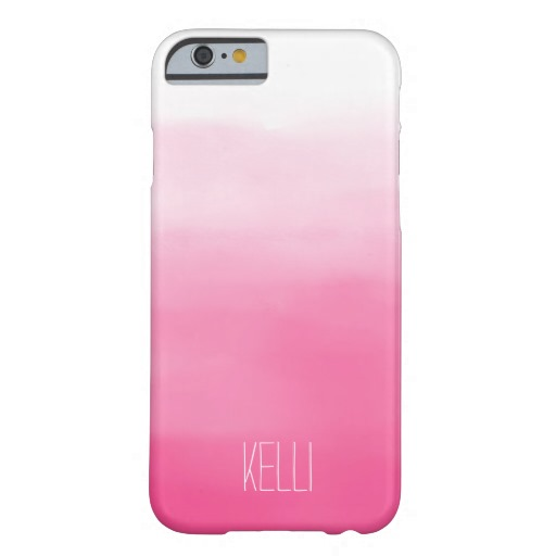 Pink Ombre personalized