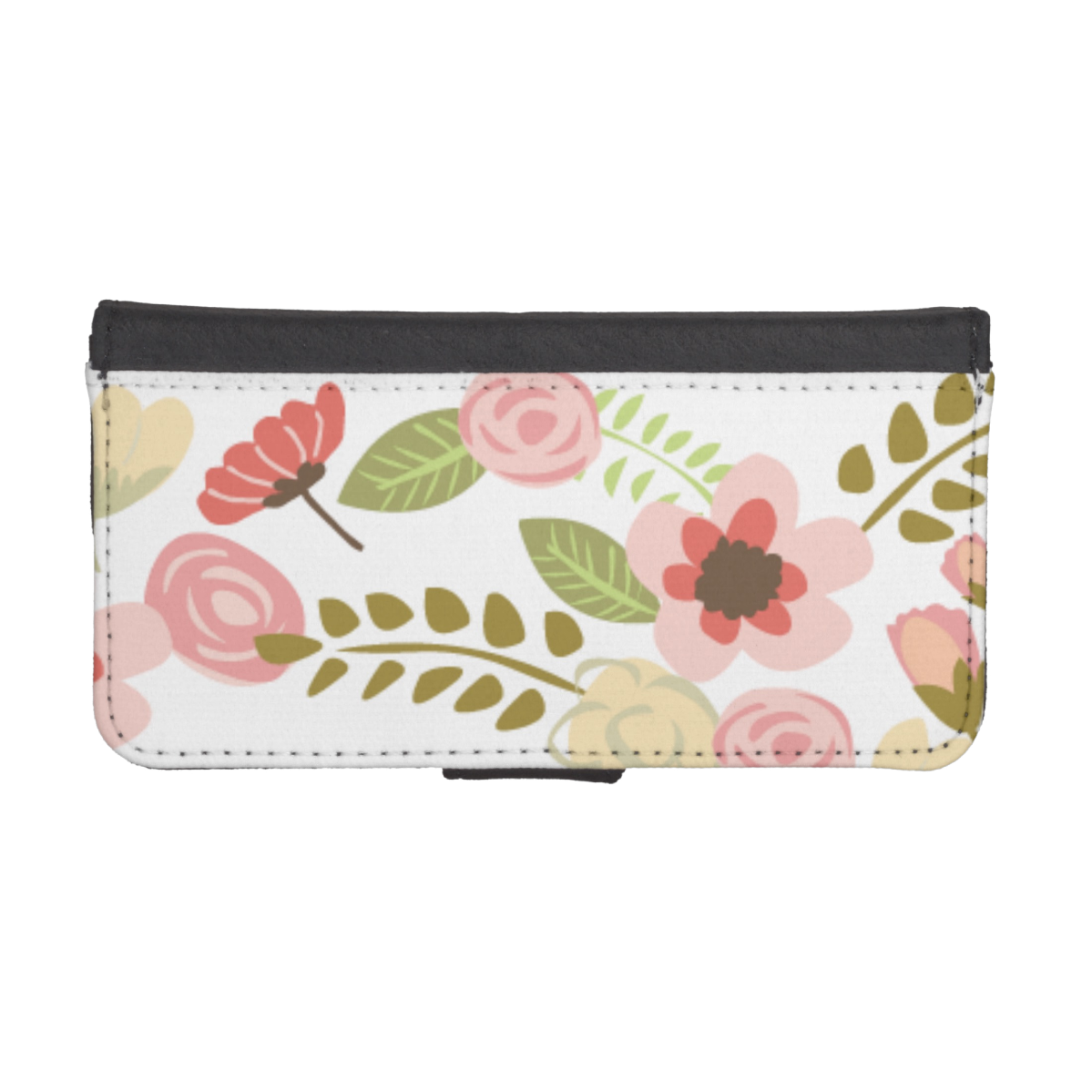 Botanical Wallet Smartphone Case