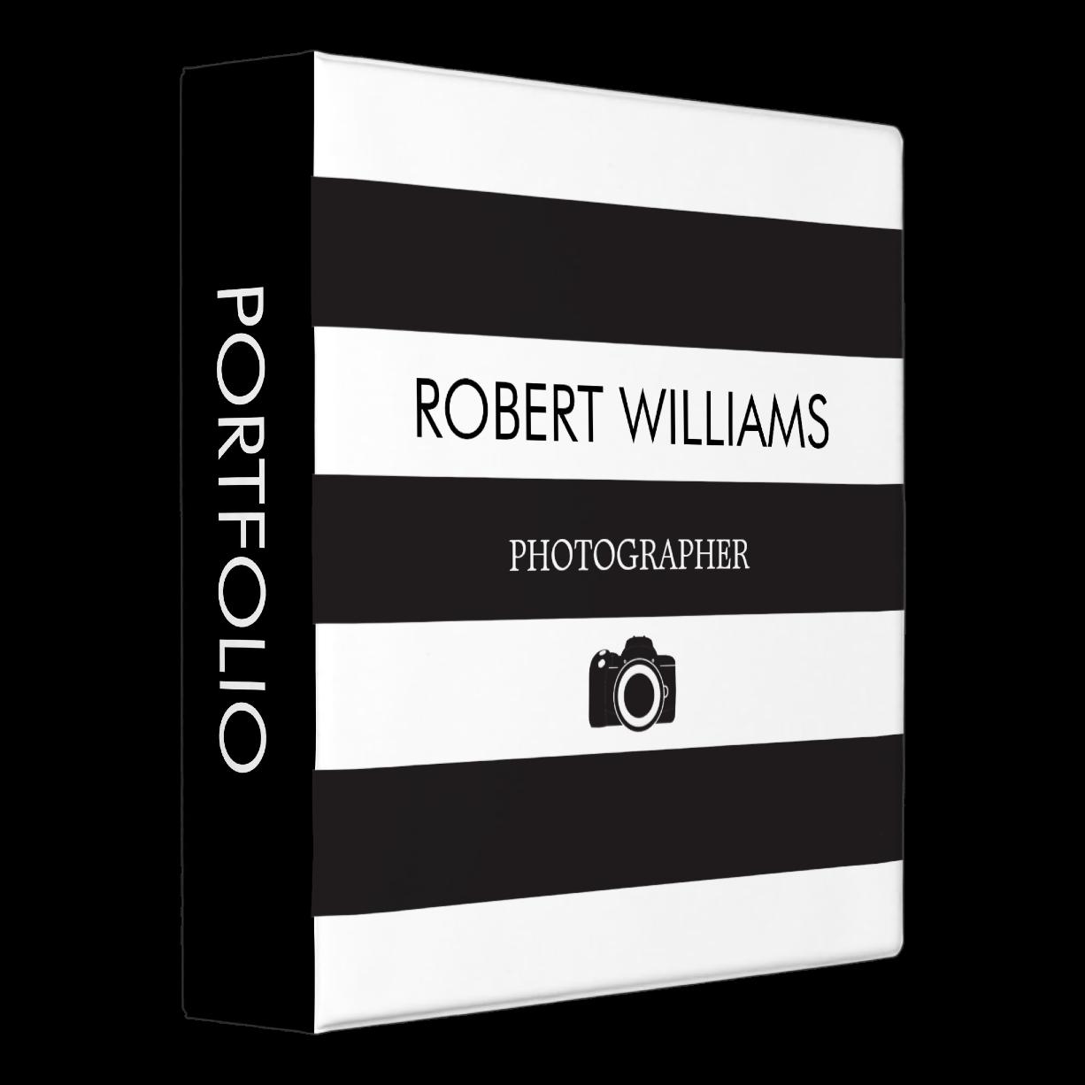 Photography Binder
