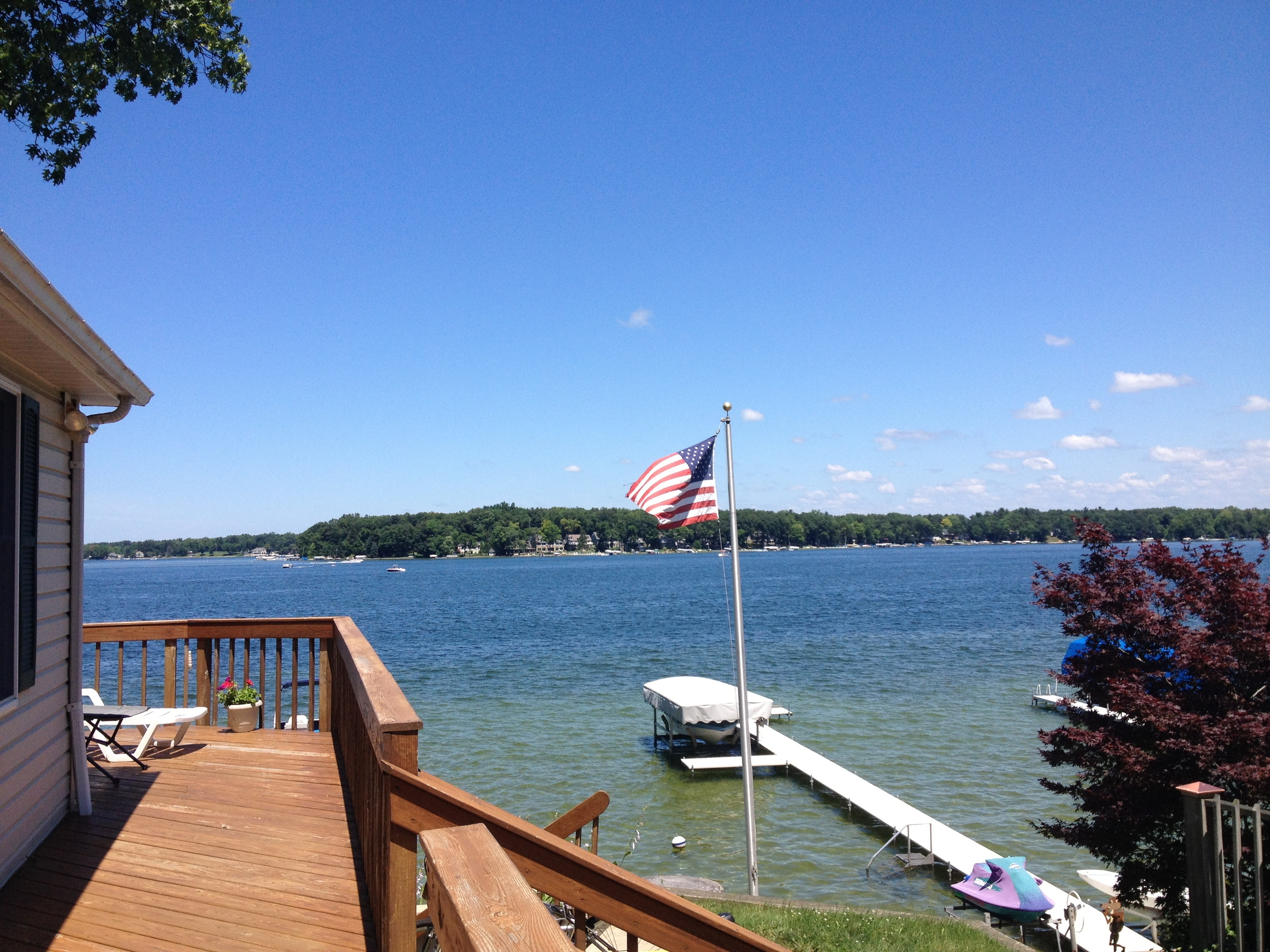 Last Day at The Lake, sad to leave.