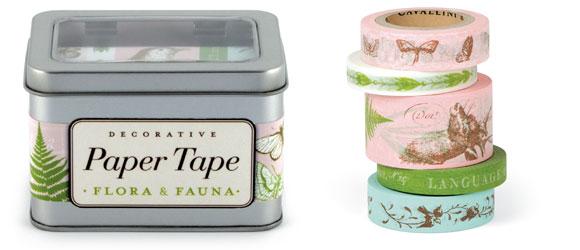 (Cavallini & Co.- Paper Tape)