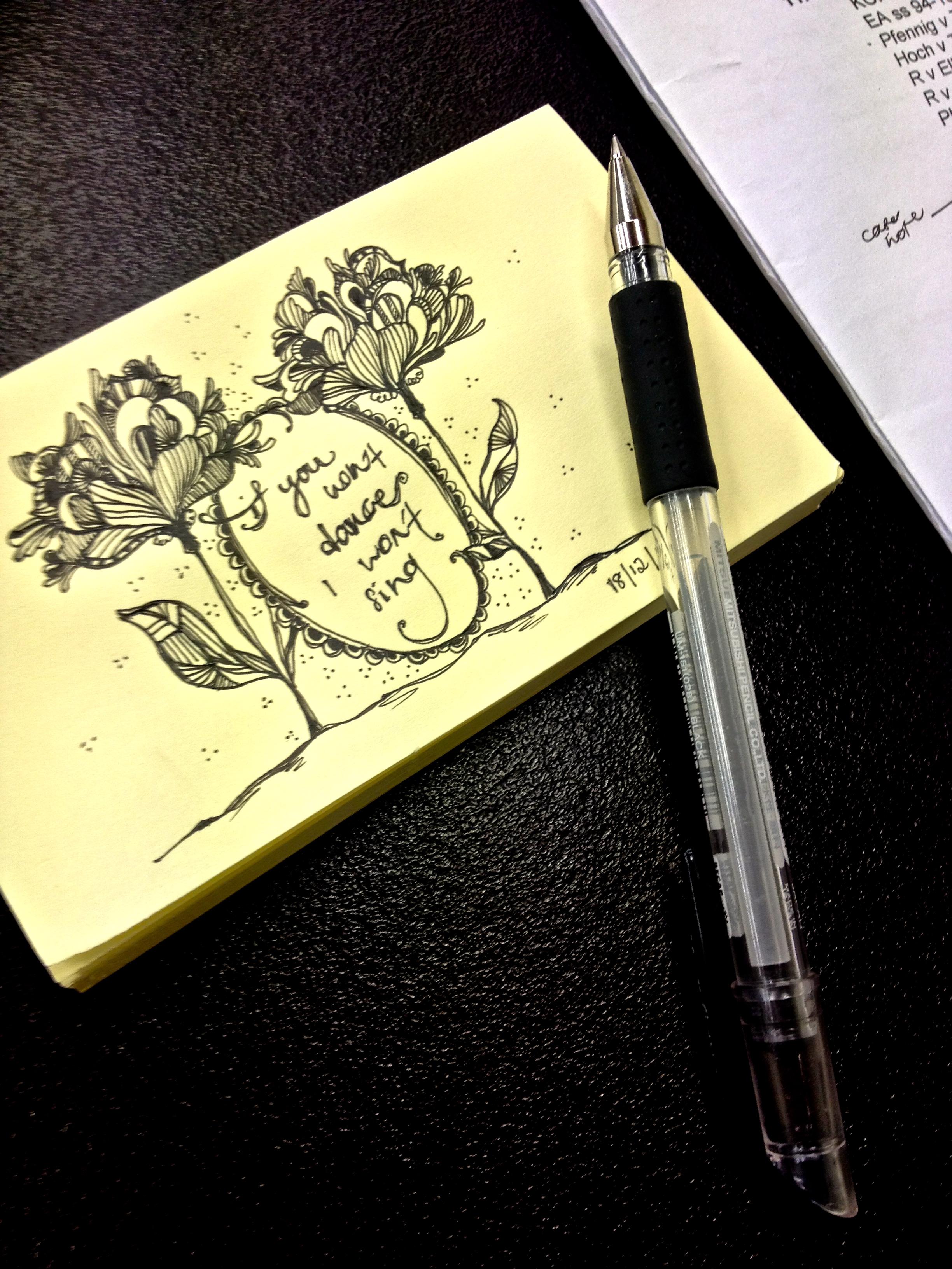 Stress Doodle