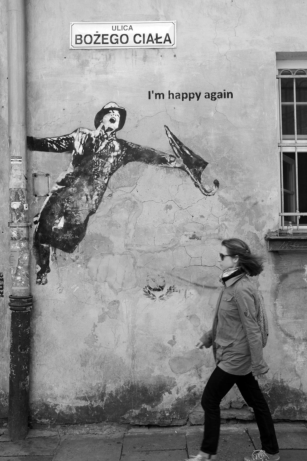 Happy Again, Krakow