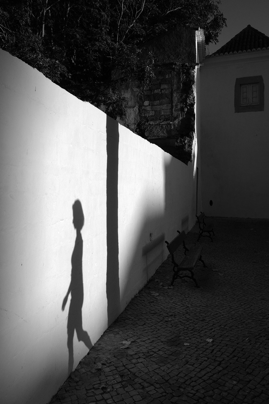 Shadows, Faro, Portugal
