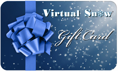 Virtual Snow Gift Card