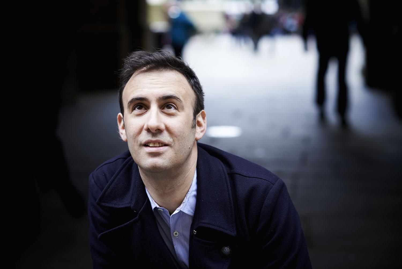 Guy Lynn, Award winning investigative reporter for BBC