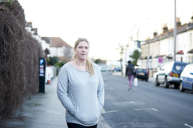 Leahm for NHS Croydon Recruitment Campaign