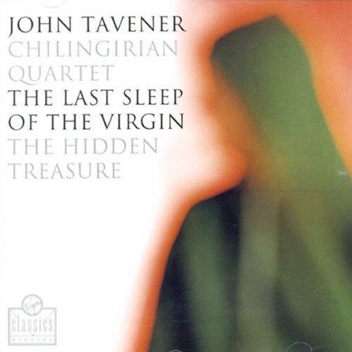 Tavener: 2 String Quartets   Chillingirian Quartet  Virgin Classics