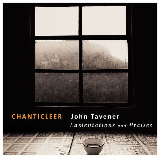 Tavener: Lamentations & Praises, 2002 Grammy Awards Classical - Best Classical Contemporary Composition.