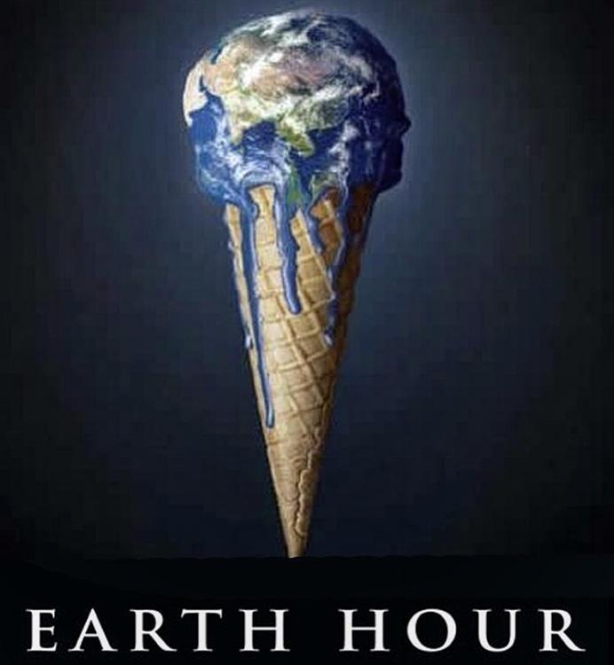 Campagne contre le réchauffement climatique/    www.wwf  .fr