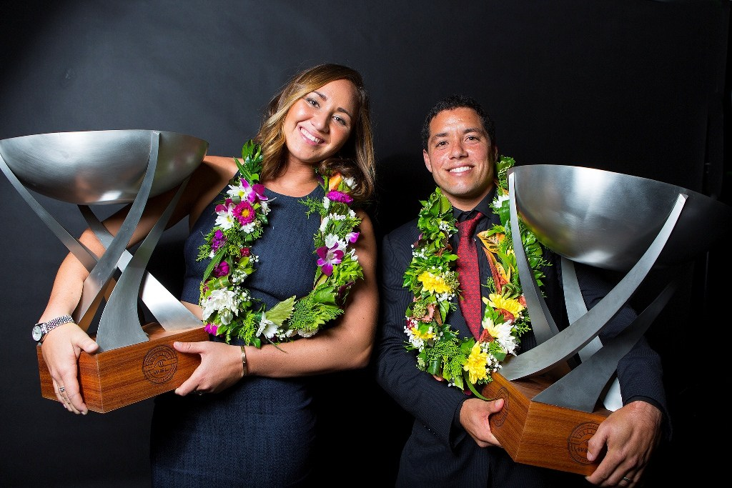 World Surf League's new 40th Anniversary Trophy, Unveiled — David