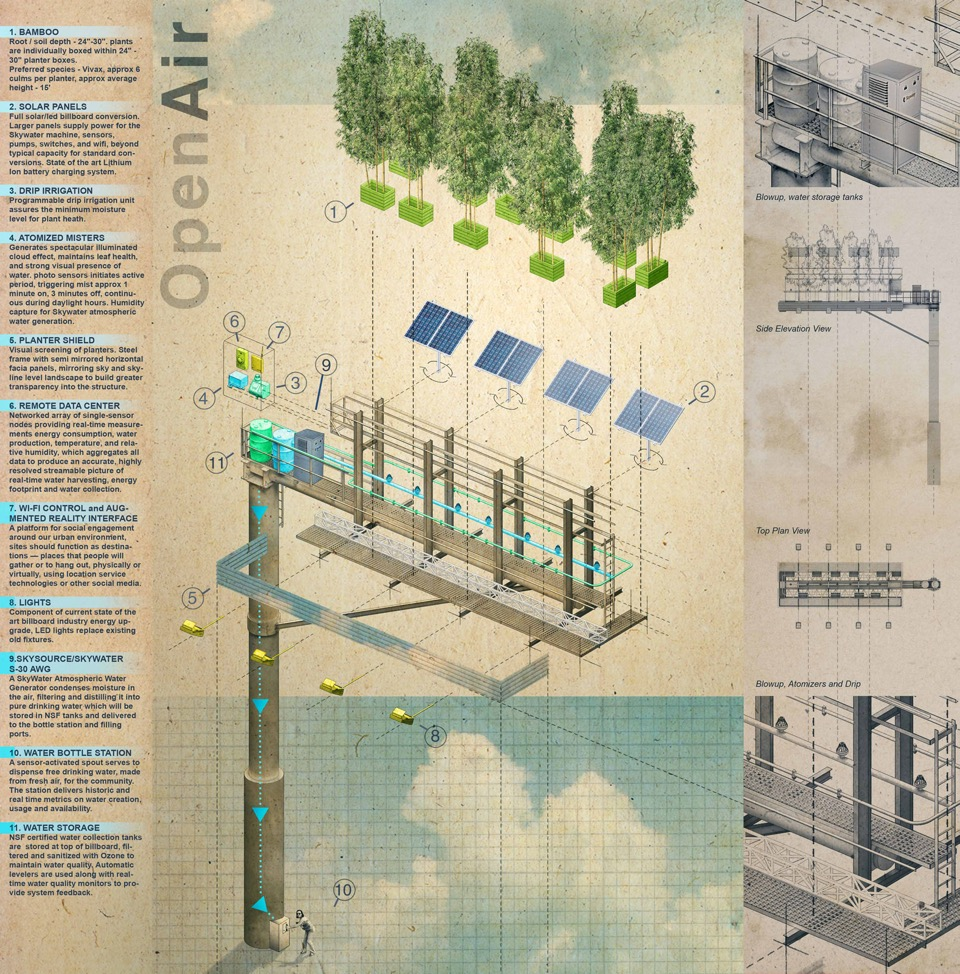 S.E.A.-Studio-Environmental-Architecture-David-Hertz-FAIA-Stephen-Glassman-Open-Air-Los-Angeles-sustainable-regenerative-restorative-green-infrastructure-design-bottle-filling-station-upcycle-billboard-advertising-speculative-art-sculpture-bamboo-1.jpeg