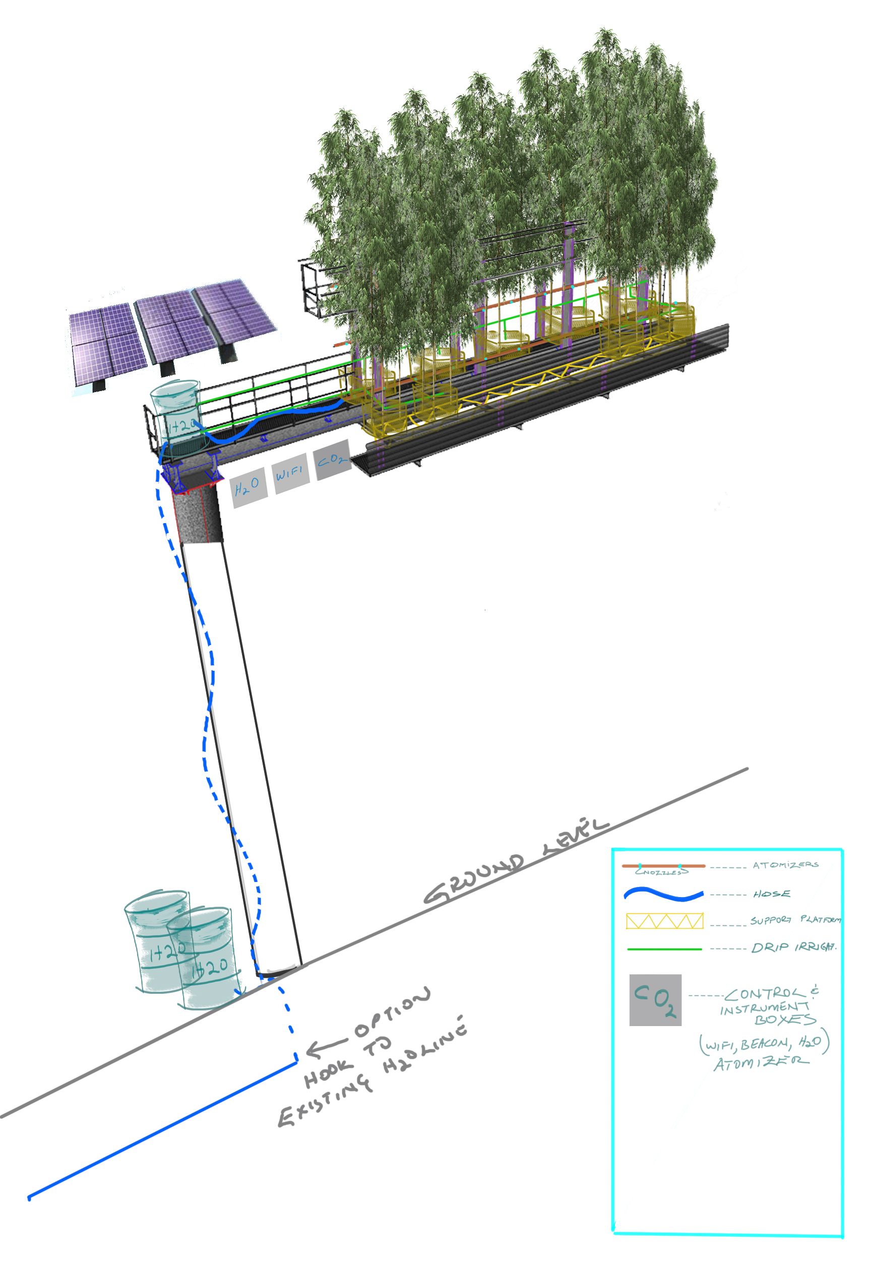 S.E.A.-Studio-Environmental-Architecture-David-Hertz-FAIA-Stephen-Glassman-Open-Air-Los-Angeles-sustainable-regenerative-restorative-green-infrastructure-design-bottle-filling-station-upcycle-billboard-advertising-speculative-art-sculpture-bamboo-2.jpg