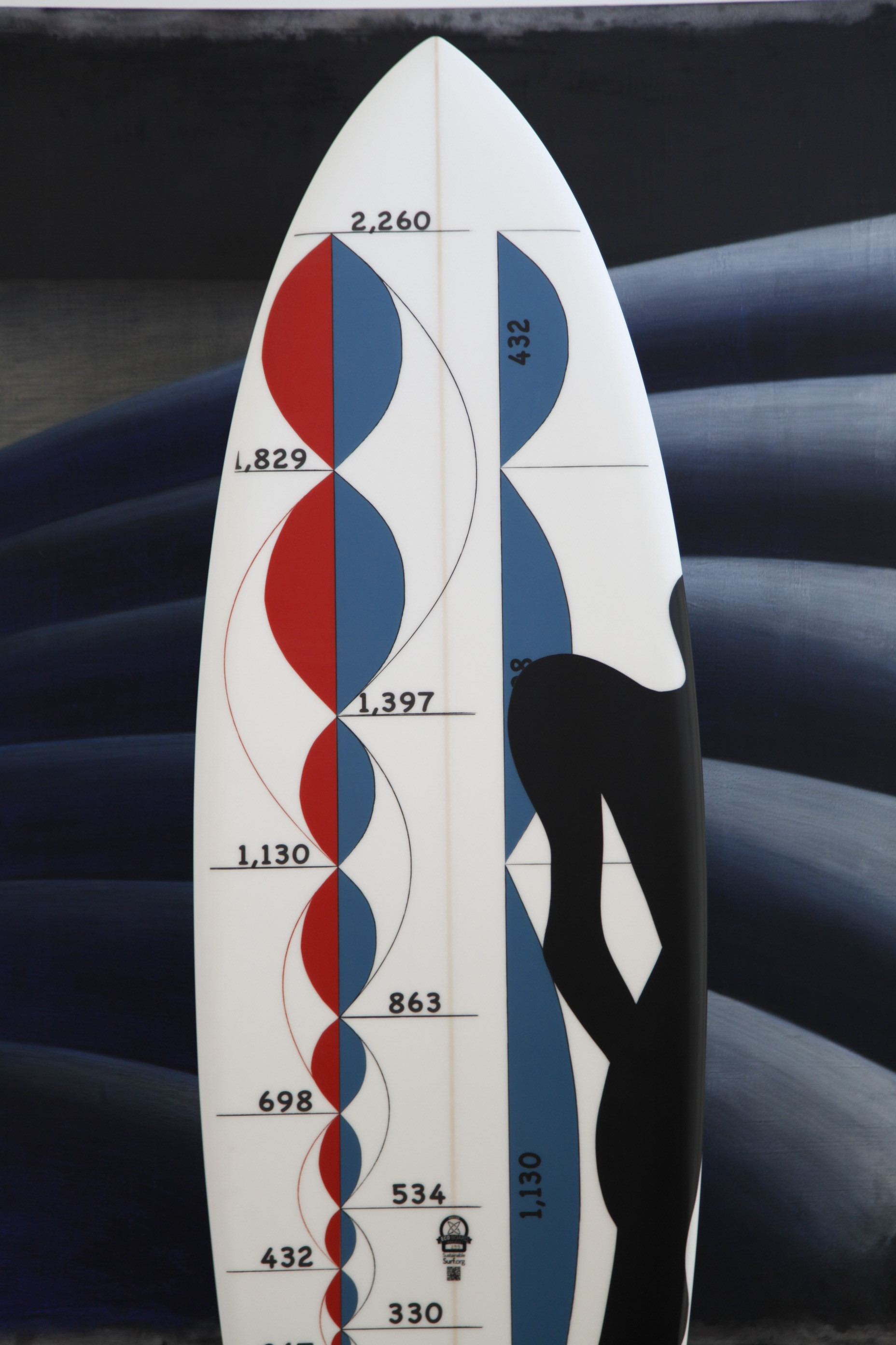 S.E.A.-Studio-Environmental-Architecture-David-Hertz-FAIA-A+D-Museum-Surfboard-Venice-Beach-California-sustainable-regenerative-restorative-green-design-Le-Corbusier-Modular-Vitruvian-Man-graphic-shortboard-recycled-bamboo-Super-Sap-biobased-custom-2.JPG