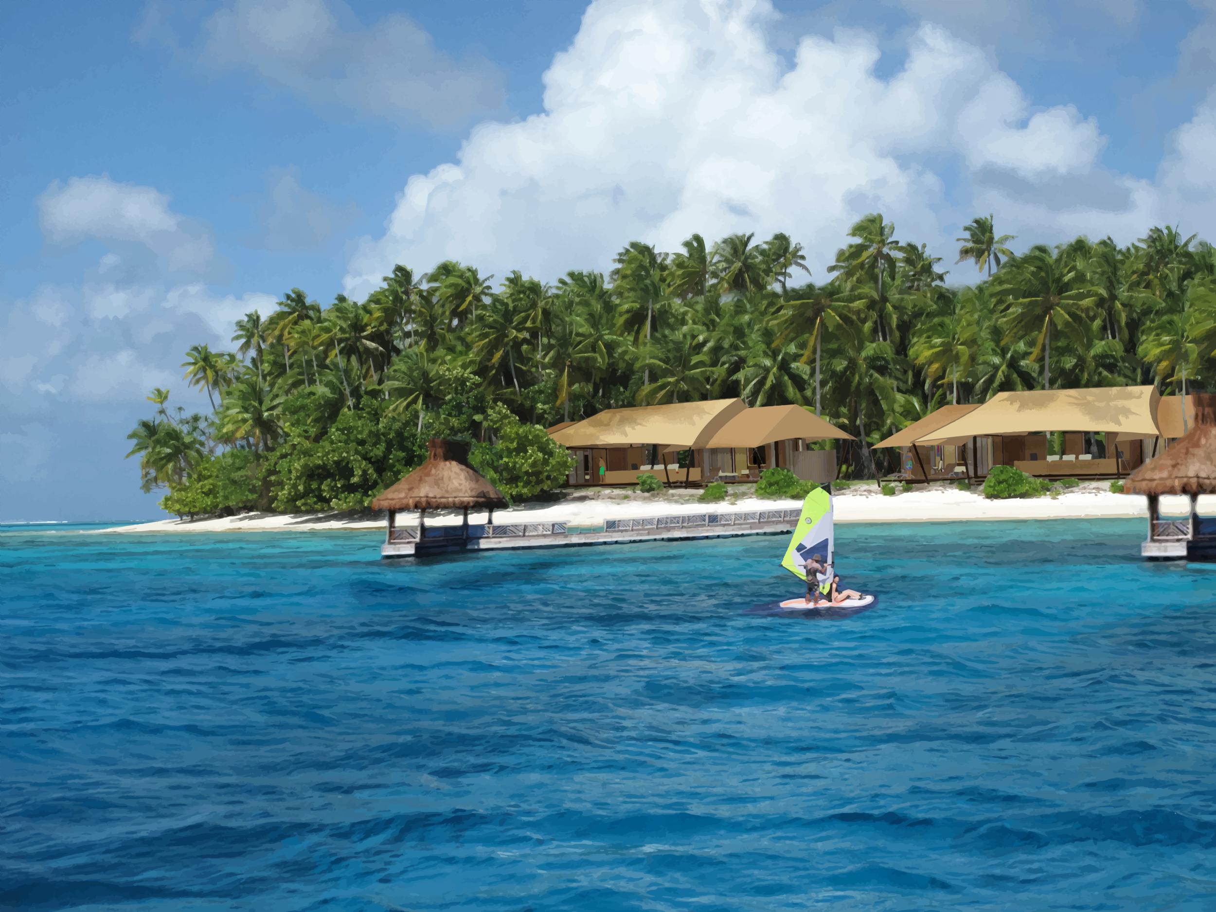S.E.A.-Studio-Environmental-Architecture-David-Hertz-FAIA-Beran-East-Indies-Trader-Watermans-Resort-Papua-New-Guinea-sustainable-regenerative-restorative-green-design-hospitality-tropical-resort-hotel-biomimetic-tensile-structure-site-render-2.png