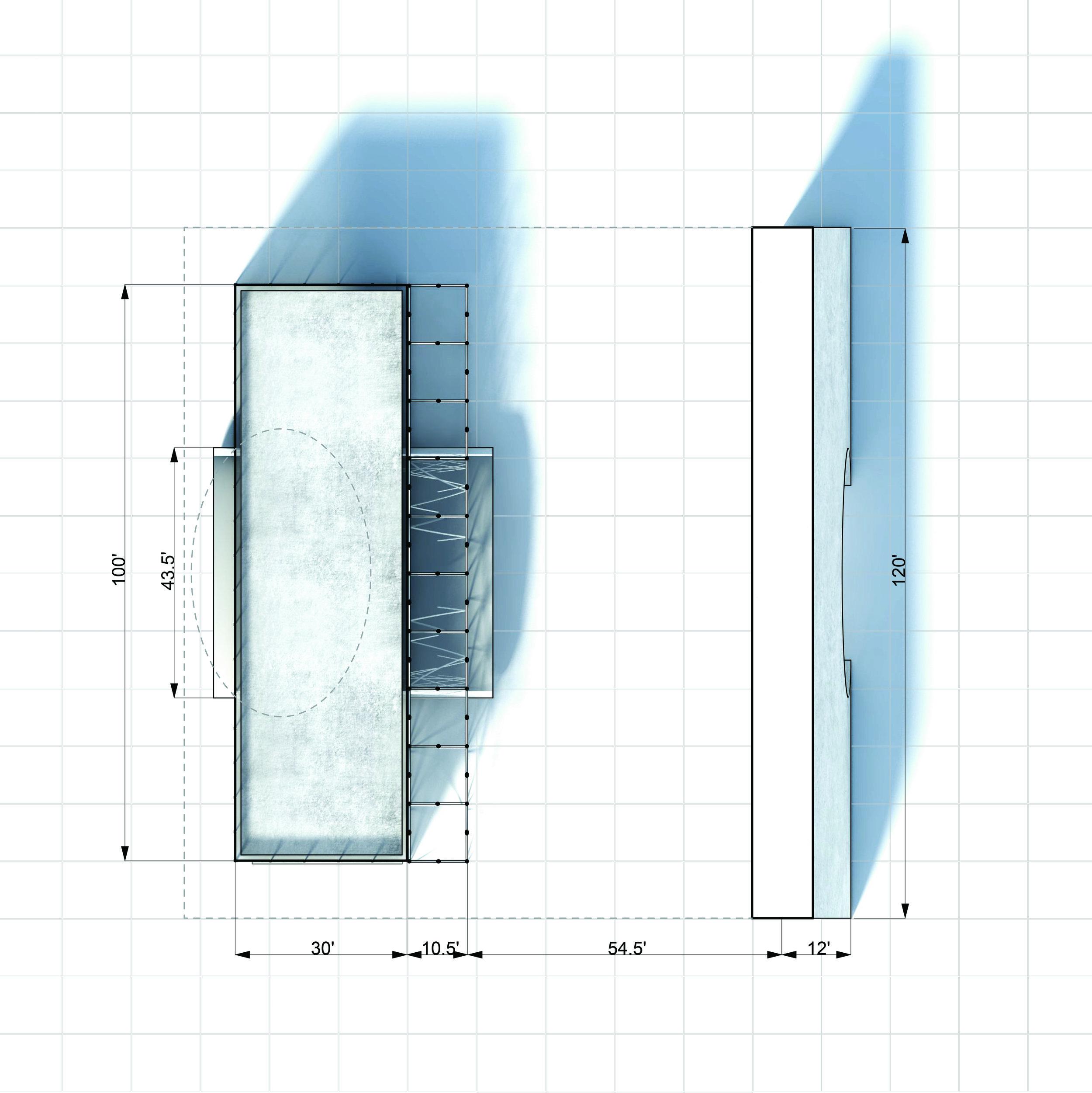 S.E.A.-Studio-Environmental-Architecture-David-Hertz-FAIA-Launch-Facility-Cape-Canaveral-Florida-sustainable-regenerative-restorative-green-design-Spacex-rocket-spaceship-astronaut-cosmos-space-exploration-cosmic-interstellar-tower-cool-roof-plan.jpg