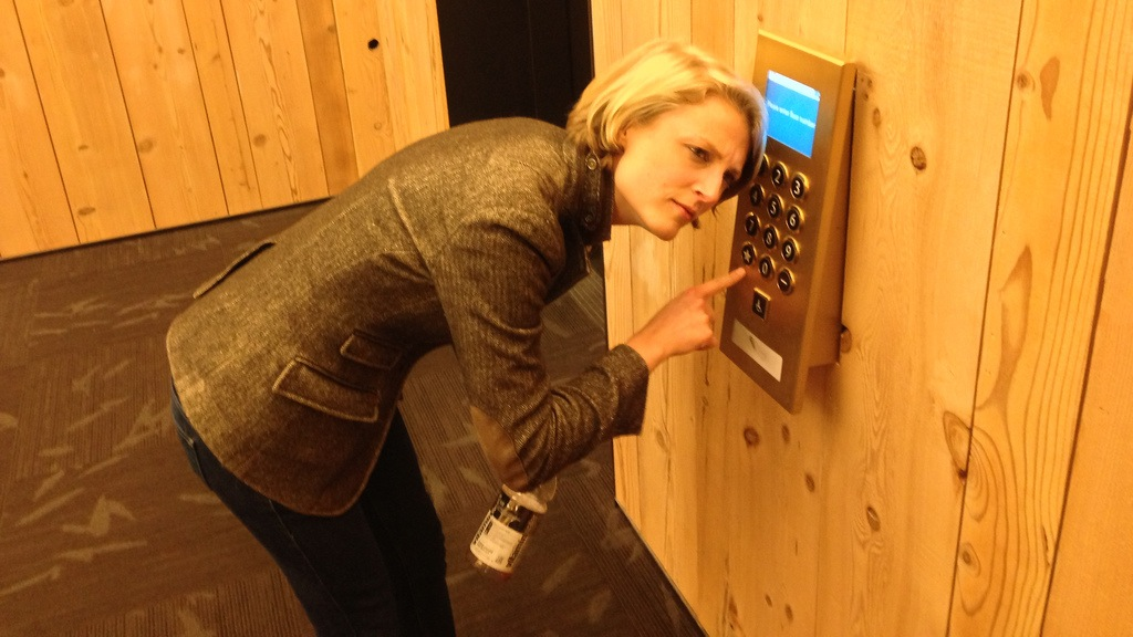 ReadWrite's Taylor Hatmaker infiltrating Twitter headquarters