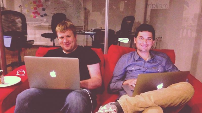 App.net co-founders Bryan Berg and Dalton Caldwell