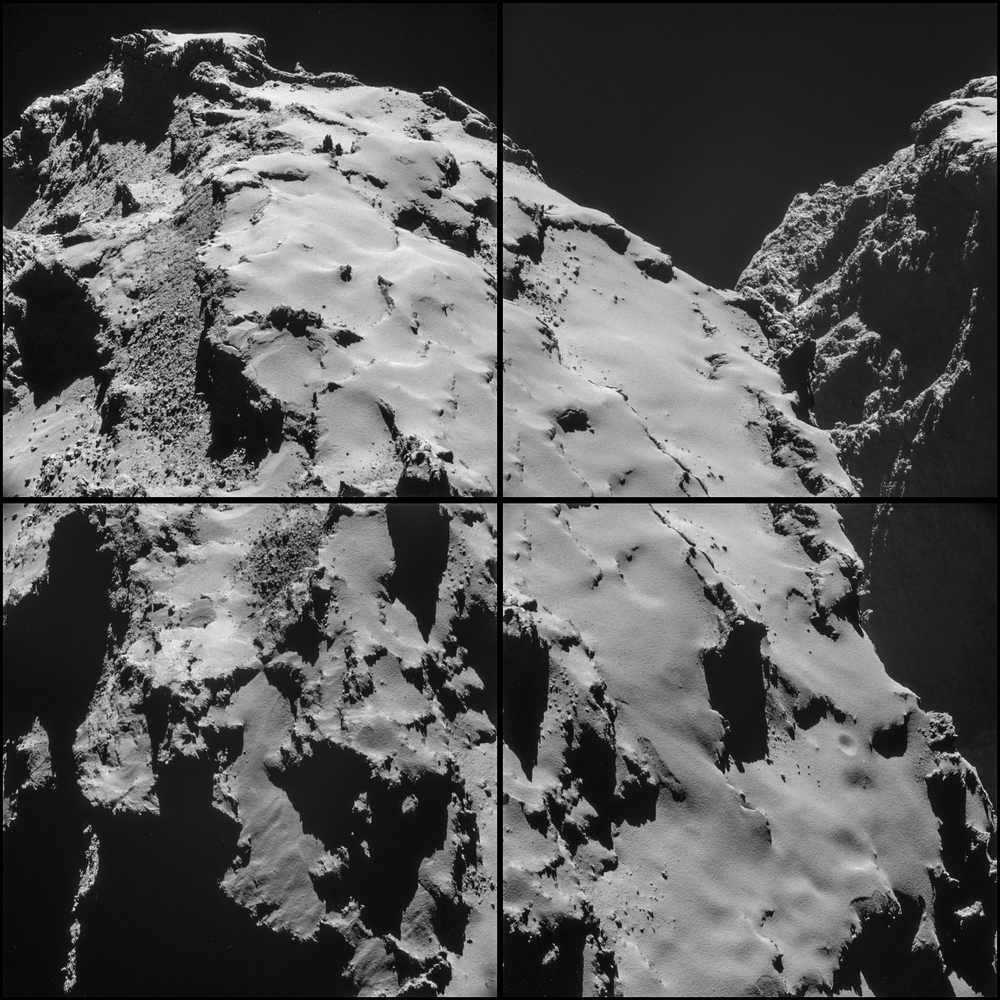 Credit: ESA/Rosetta/NAVCAM, CC BY-SA 3.0 IGO