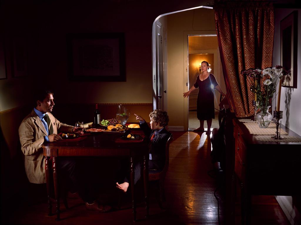 Dinner Time, Memory 1, 2009