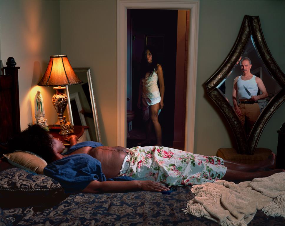 Feverish Night, Memory 3,  2009