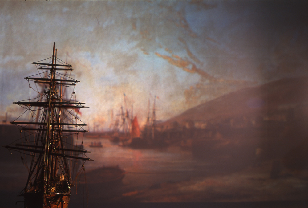 The Deerslayer left Swansea for Chile 3rdMarch 1859, returning 9th December 1859- carrying 480 tons of copper ore and 24 tons ofunwrought copper. A round trip of 281 days.