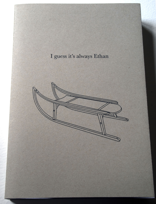 'you must have seen Ethan Frome'    print on demand edition of 260 books each with unique dust jacket