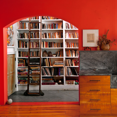 "Sept. 15, 2011 BROWNSTONER  ""The Insider: Architect's Abode"""