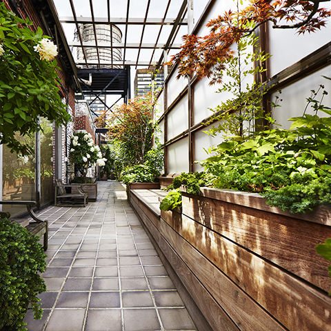 "July 27, 2016 Gardenista/Remodelista ""Architects' Secrets: 10 Ideas to Create Privacy in the Garden"""